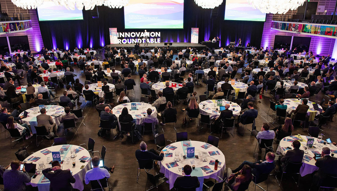 Innovation Roundtable Summit 2019 Hp 9