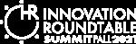 HR Innovation Roundtable® Summit Fall 2021 logo white