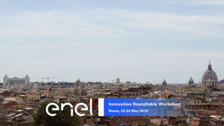 Workshops at Enel, May 2018